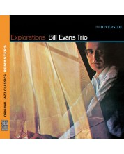 The Bill Evans Trio - Explorations [Original Jazz Classics Remasters] - (CD)